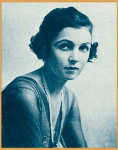 "Headshot of Irene Castle from ""Who's Who on the Screen"" (1920)"